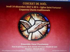 Concert à Craponne